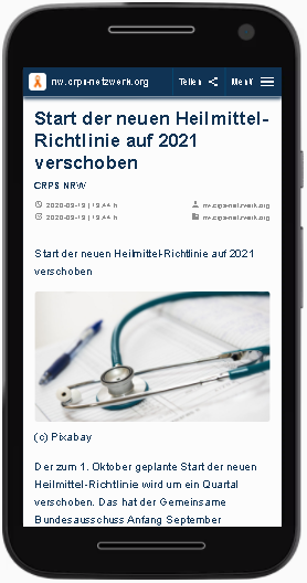 Accelerated Mobile Pages Beispiel Body