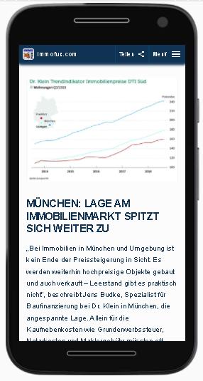 Das AMP Plugin von amp-cloud.de macht Webseiten im Durchschnitt 80-85% schneller