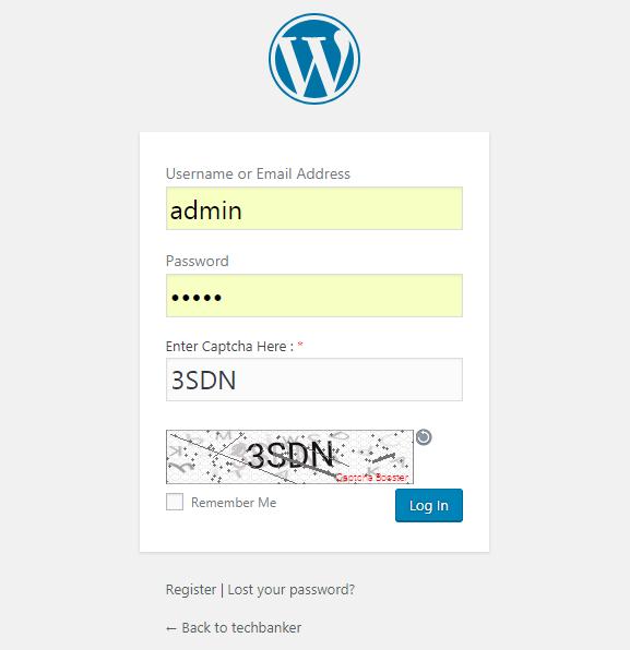 Captcha Booster: Best Captcha Plugin – WordPress plugin