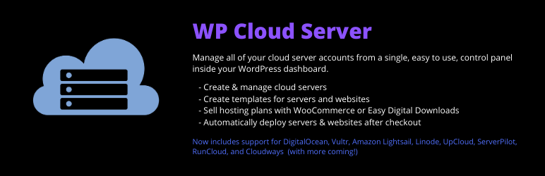 WP Cloud Server