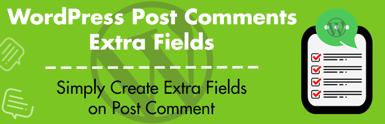 WordPress Comments Fields
