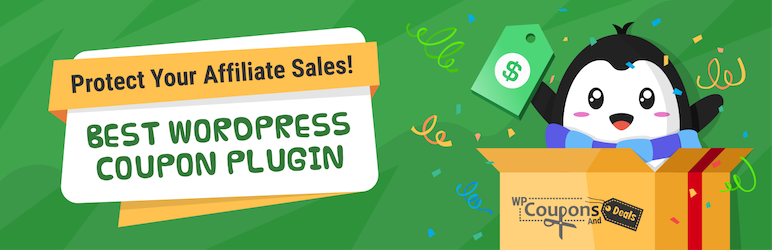 WordPress Coupon Plugin – WP Coupons and Deals With License Key (Unlimited Site)