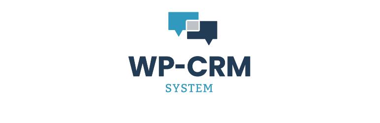 WordPress CRM Plugin — WP-CRM System