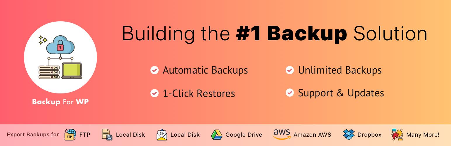 WP Database Backup – WordPress plugin | WordPress org