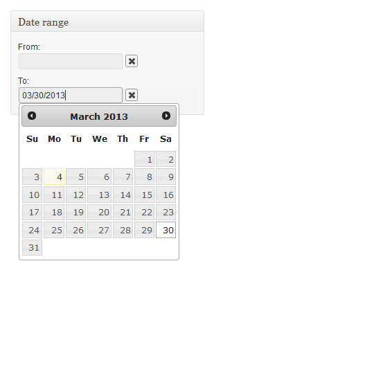 wp-date-range screenshot 2