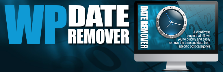 WP Date Remover