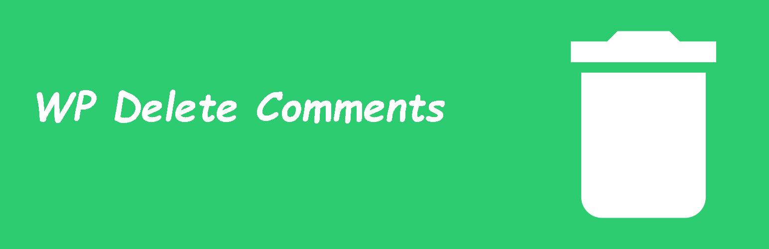 WP Delete Comments
