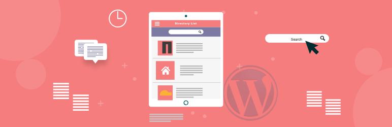 WordPress Directory Listing
