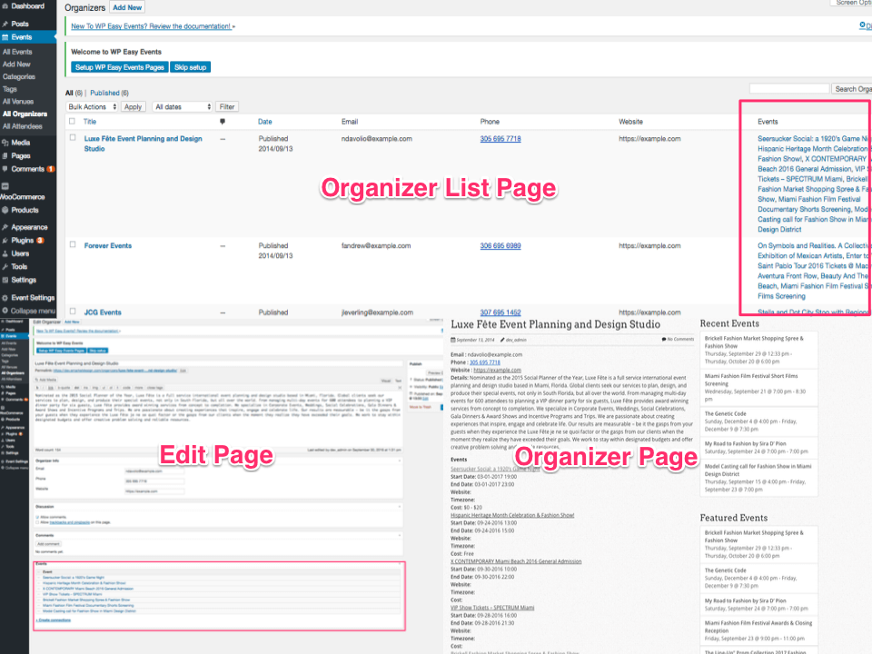 Event Management, Events Calendar, RSVP Event Tickets Plugin - WordPress.orgEvent Management, Events Calendar, RSVP Event Tickets Plugin - 웹