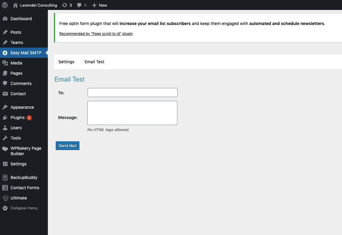 WP Easy Mail SMTP