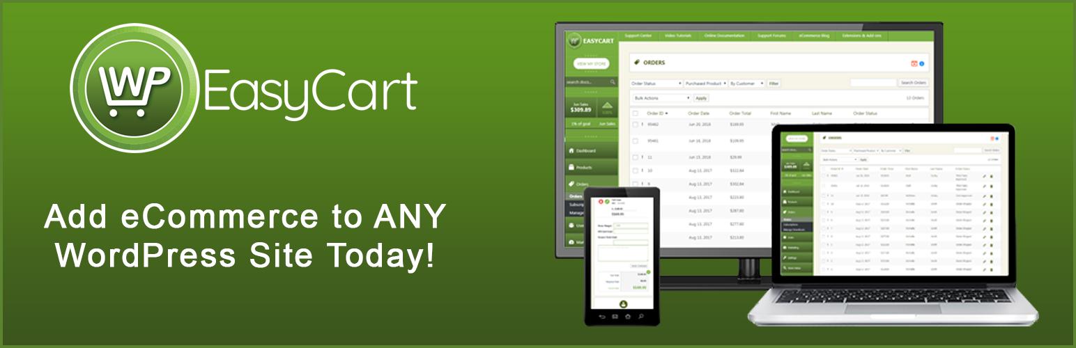 Shopping Cart & eCommerce Store – WordPress plugin | WordPress org