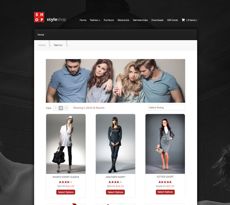 Shopping Cart & eCommerce Store – WordPress plugin | WordPress org