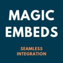 Magic Embeds logo