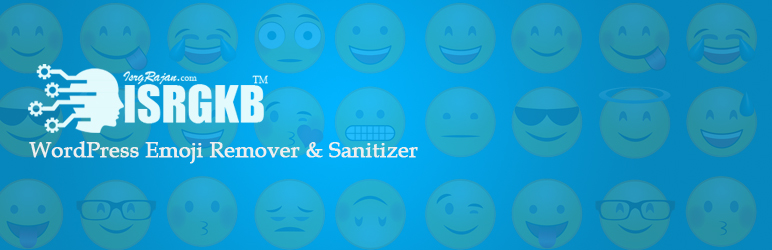 WordPress Emoji Remover & Sanitizer