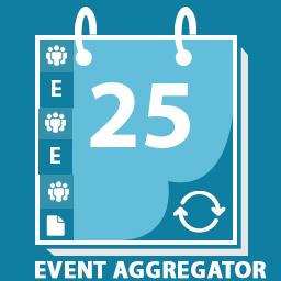 WP Event Aggregator: Import Facebook, Eventbrite, Meetup, iCal Events