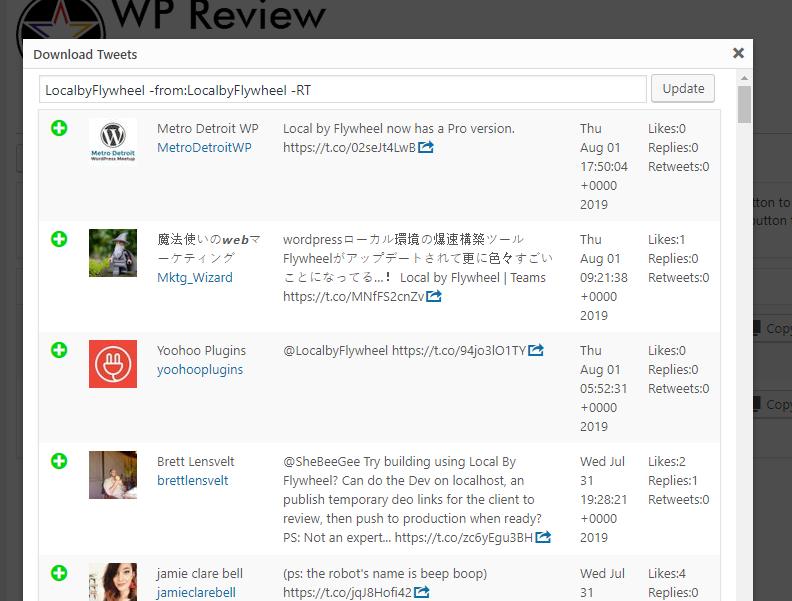 WP Review Slider – WordPress plugin | WordPress org