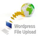 WordPress File Upload logo