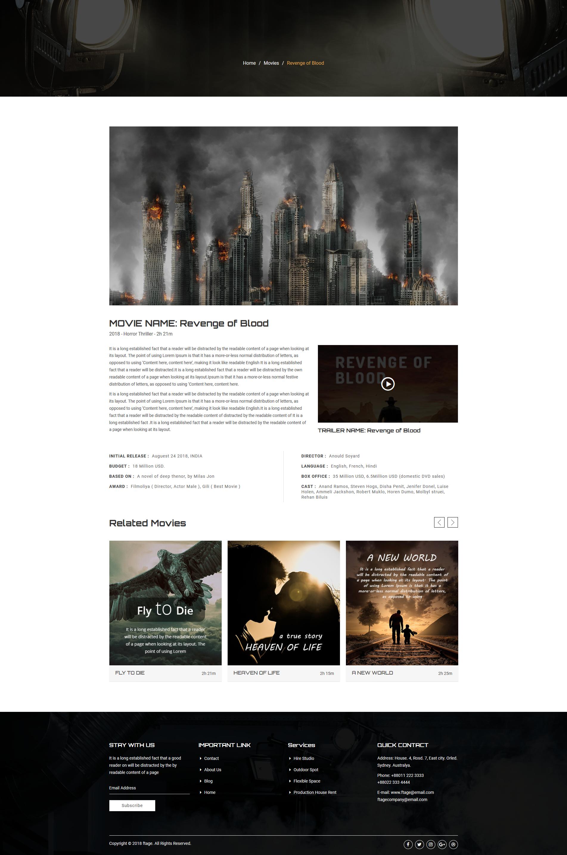 WP Film Studio – WordPress Movie Maker/Production Plugin