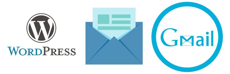 افزونه وردپرس Gmail Mailer