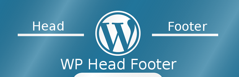 WP Head Footer
