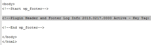 wp-header-footer-log screenshot 2