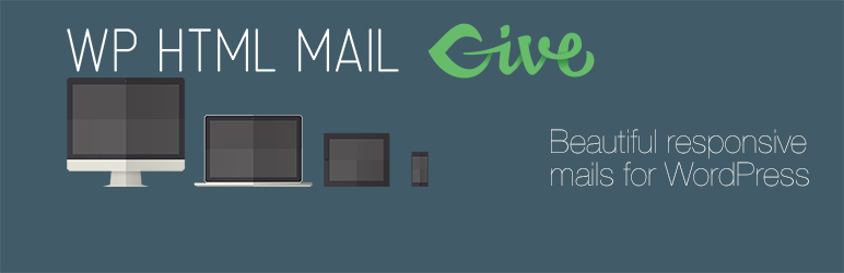 Give Donation – Email Template