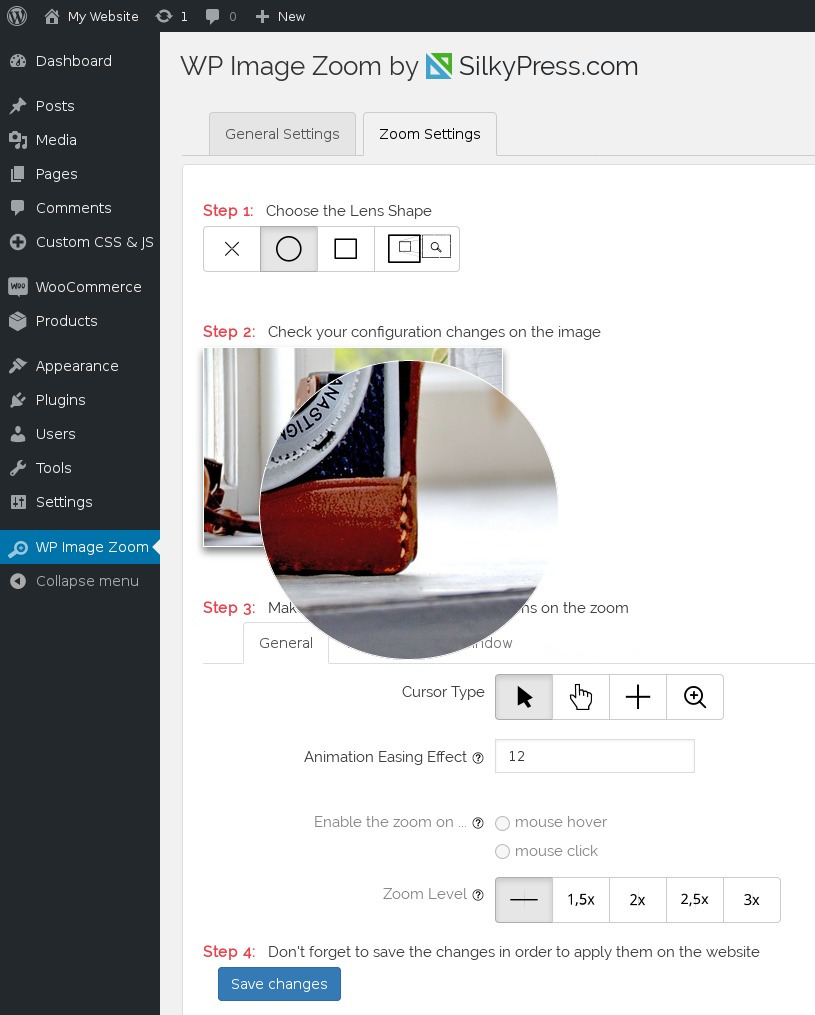 Woocommerce-product-gallery _wrapper not working