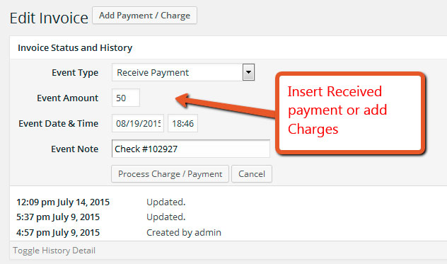 WP-Invoice – Web Invoice and Billing — WordPress Plugins