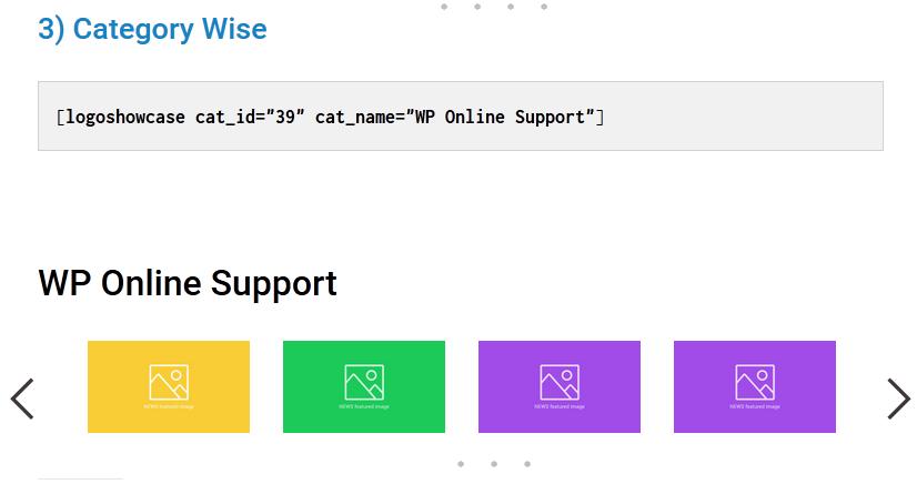 WP Logo Showcase Responsive Slider – WordPress plugin | WordPress org