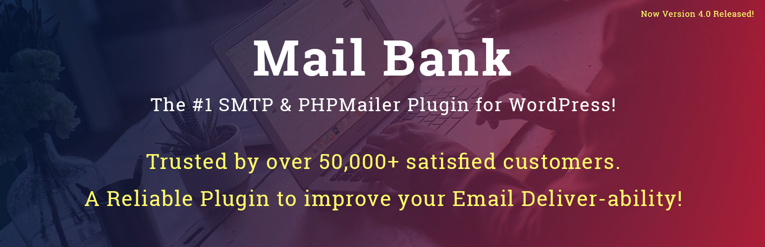 WP Mail SMTP Plugin – Mail Bank – WordPress plugin