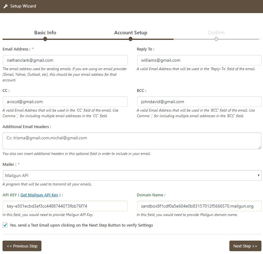 WP Mail SMTP Plugin – Mail Bank – WordPress plugin | WordPress org