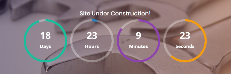 WP Maintenance Mode & Site Under Construction