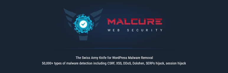 Wordpress Malcure Anti Malware Plugin