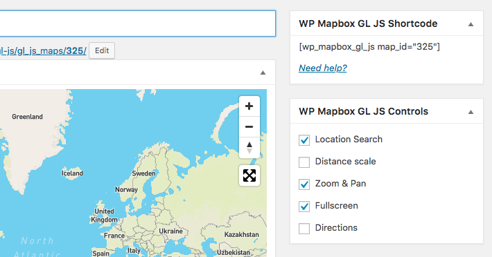 WP Mapbox GL JS Maps – WordPress plugin | WordPress.org on