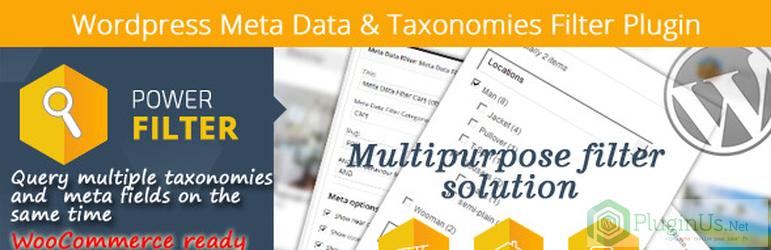WordPress Meta Data and Taxonomies Filter (MDTF) | WordPress.org