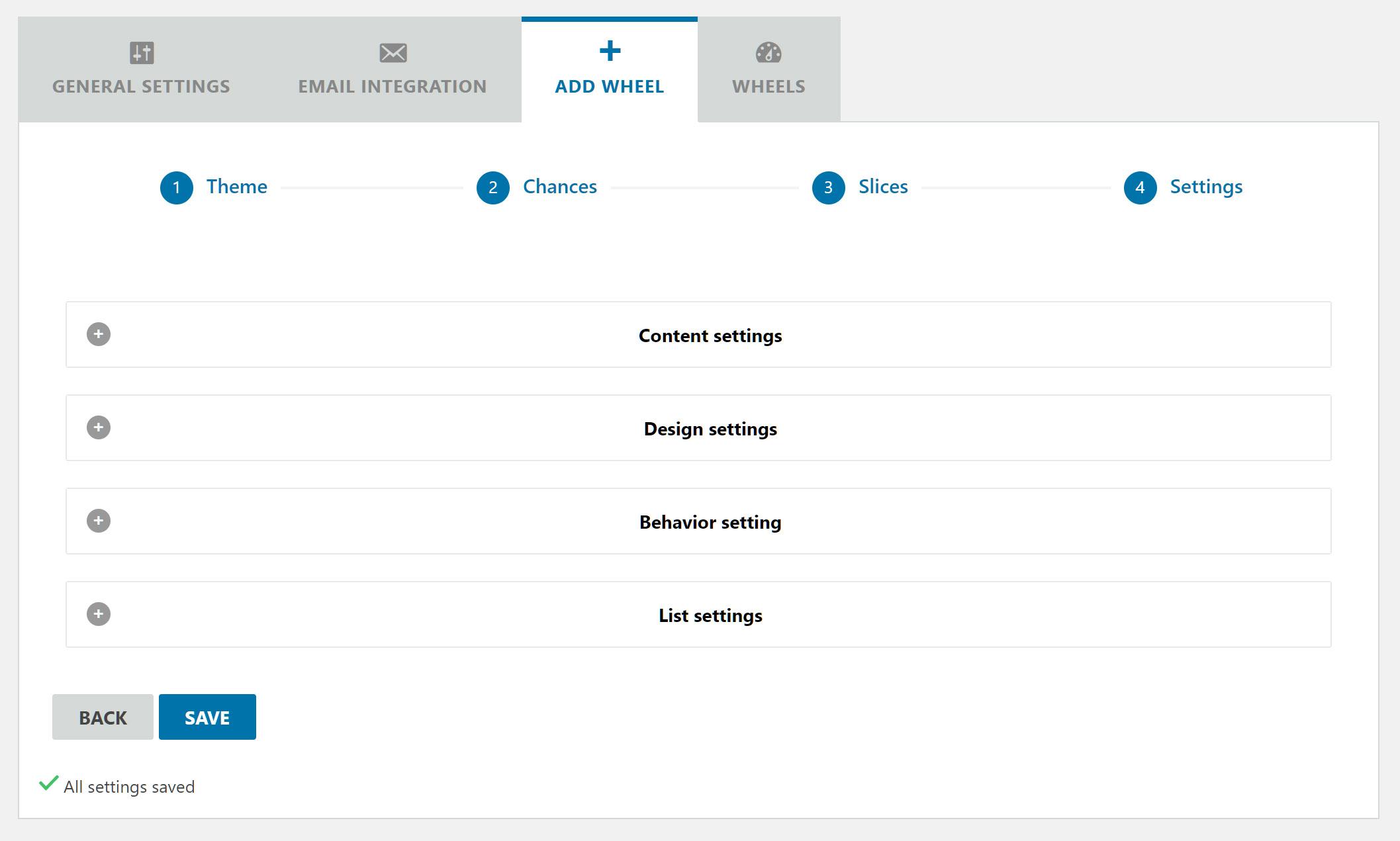 WP Optin Wheel – Gamified Optin Email Marketing Tool for