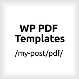 WordPress PDF Templates - WPMeta