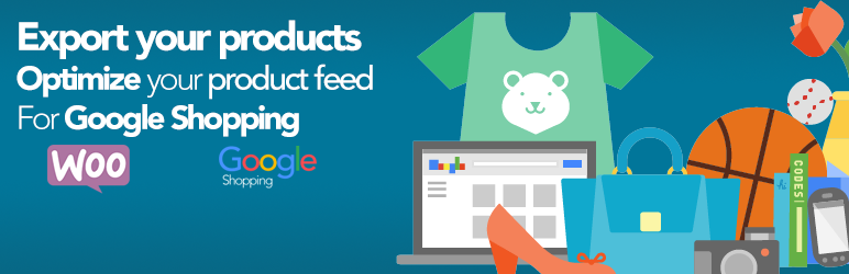 Woocommerce Google Feed Manager – WordPress plugin