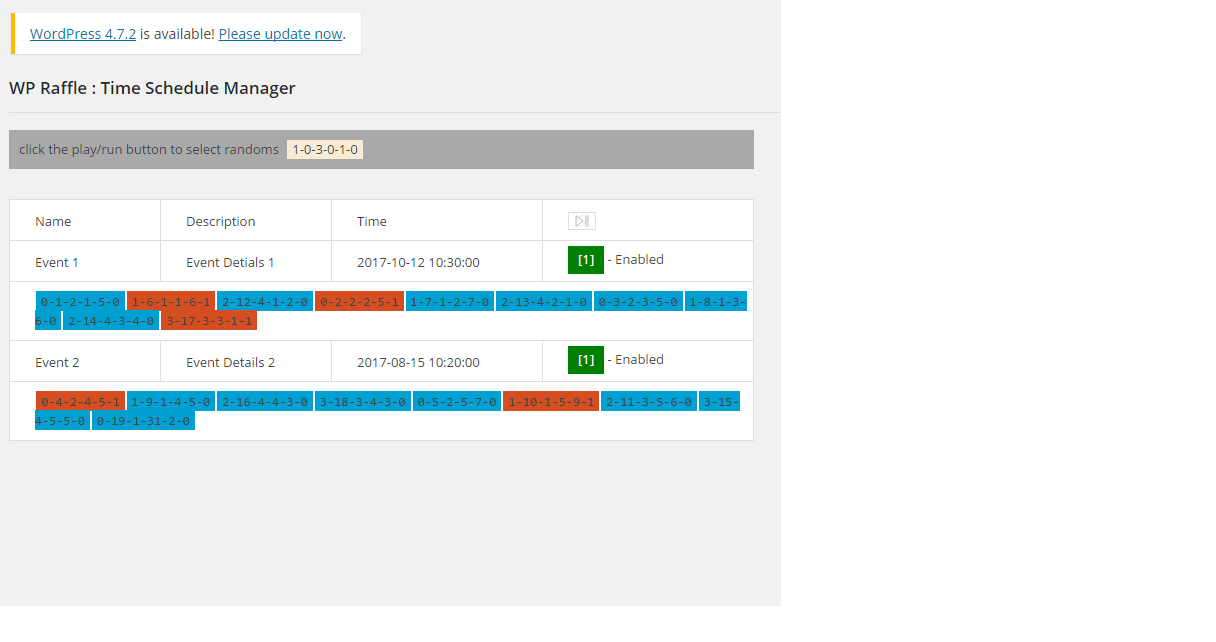 screenshot-3 /assets - ( wp-raffle ) time schedule ( 100% ) screen dimension .
