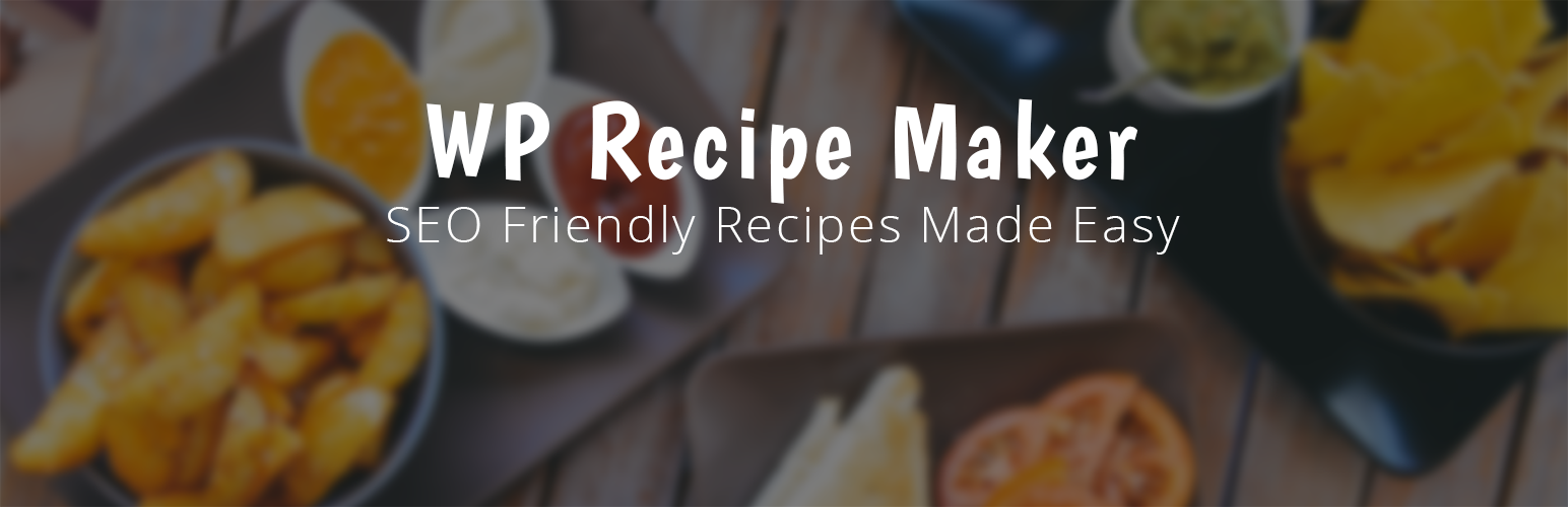 Wp recipe maker wordpress forumfinder Image collections