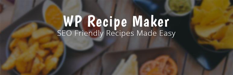 WP Recipe Maker – WordPress plugin | WordPress org