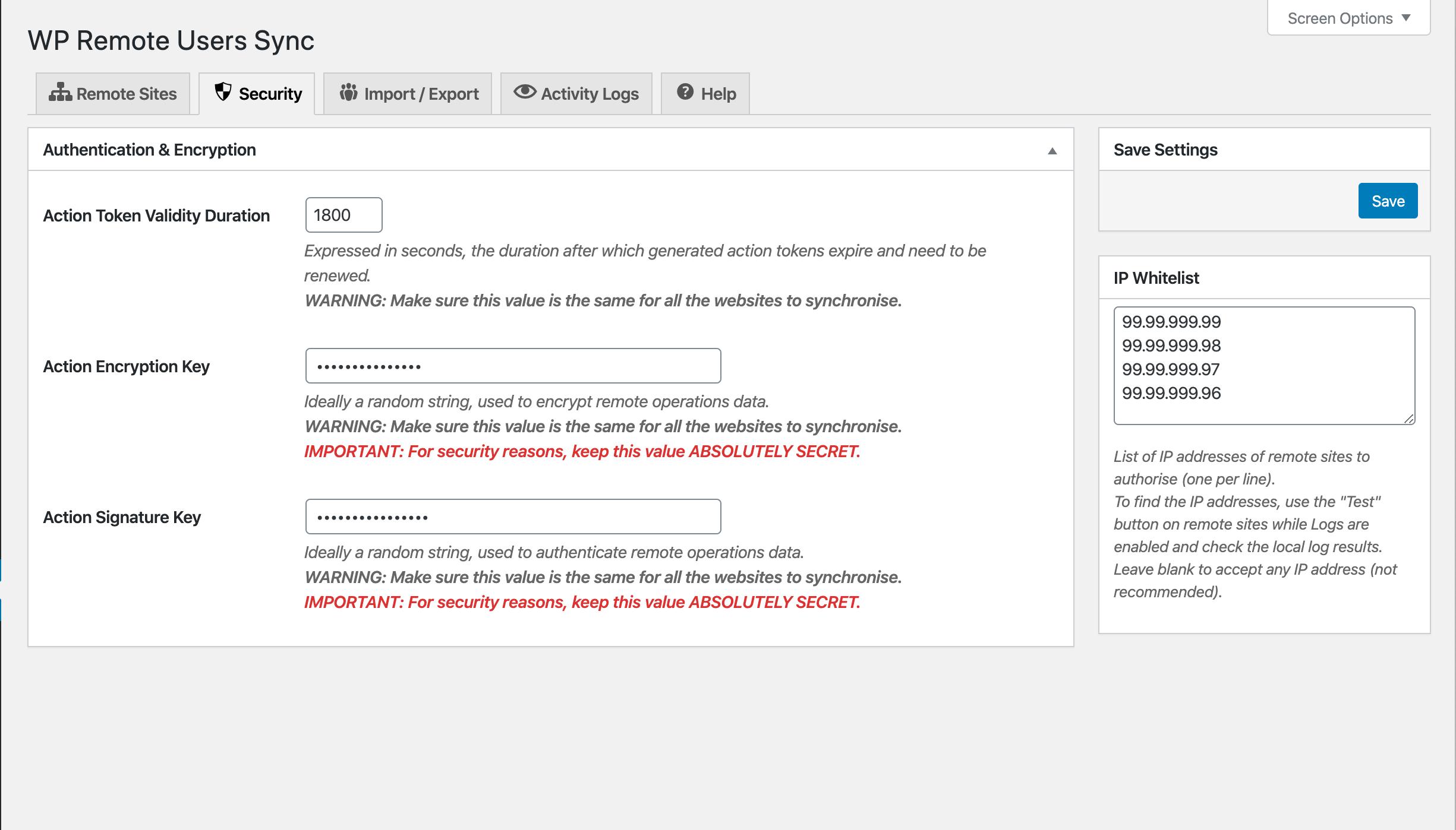 複数のサイト間でユーザー情報の同期、ログインやログアウトの同時処理ができるようになるプラグイン「WP Remote Users Sync」の画像|Knowledge Base