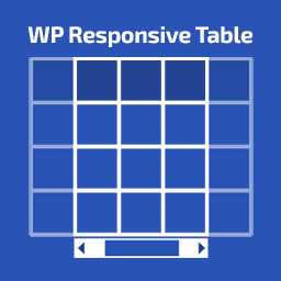 Wp Responsive Table Wordpress Plugin Wordpress Org English Uk