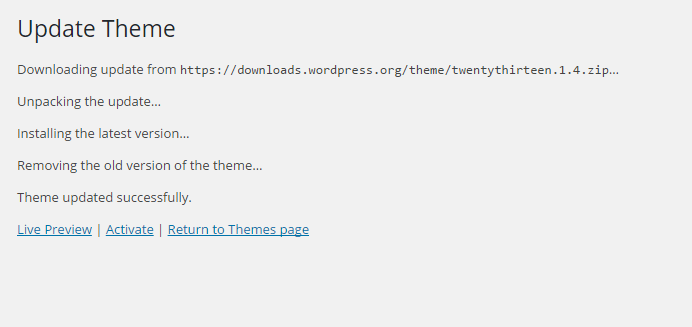 WP Rollback – WordPress plugin | WordPress org