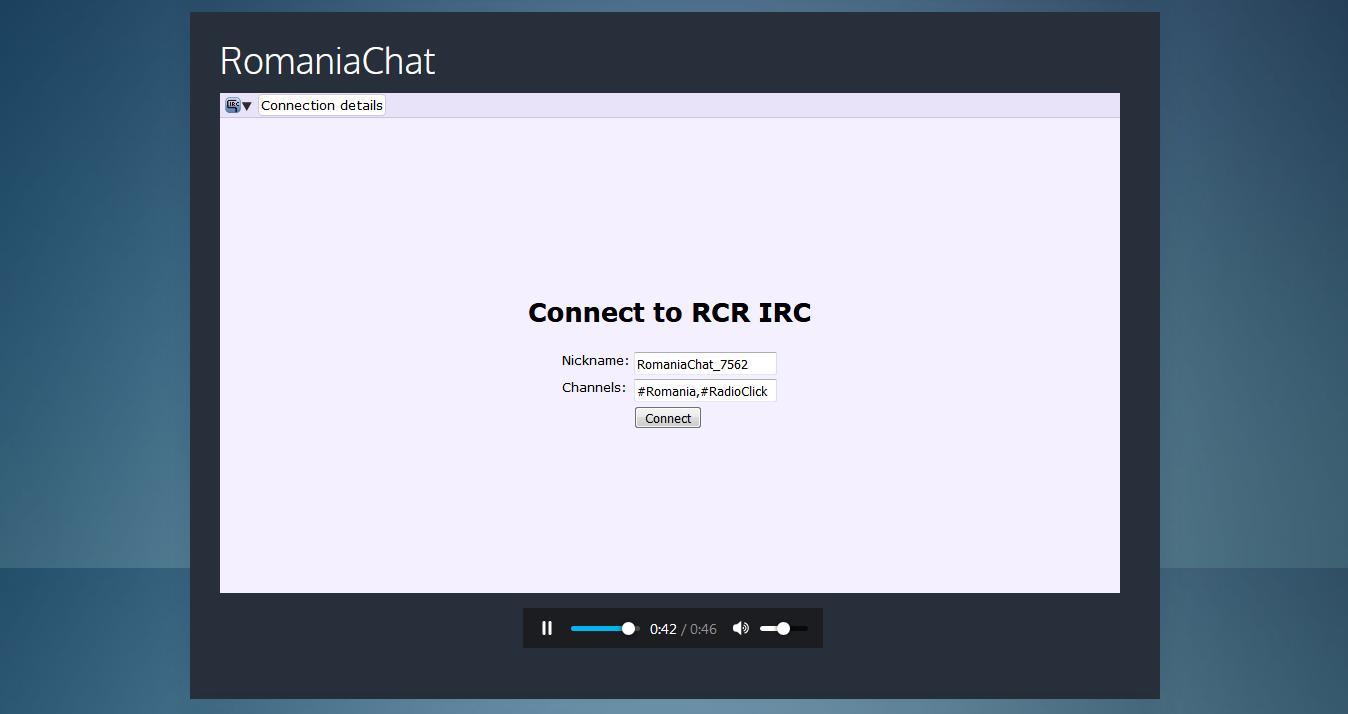 Romania Chat