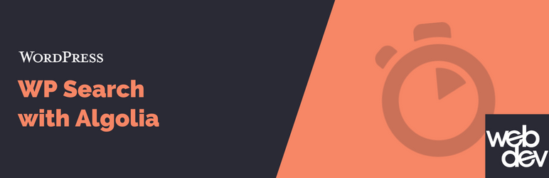 WP Search with Algolia