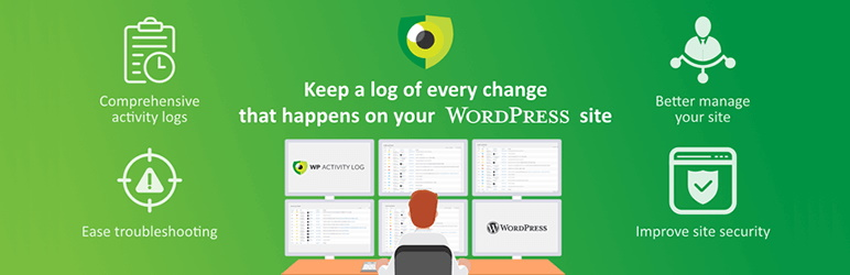 WP Security Audit Log – WordPress plugin | WordPress org