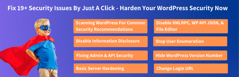 WP Hardening — Fix Your WordPress Security