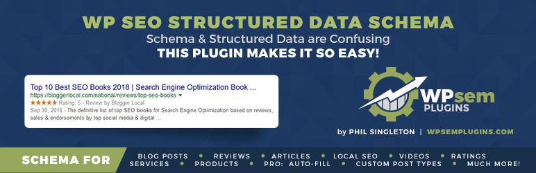 WP SEO Structured Data Schema Plugin