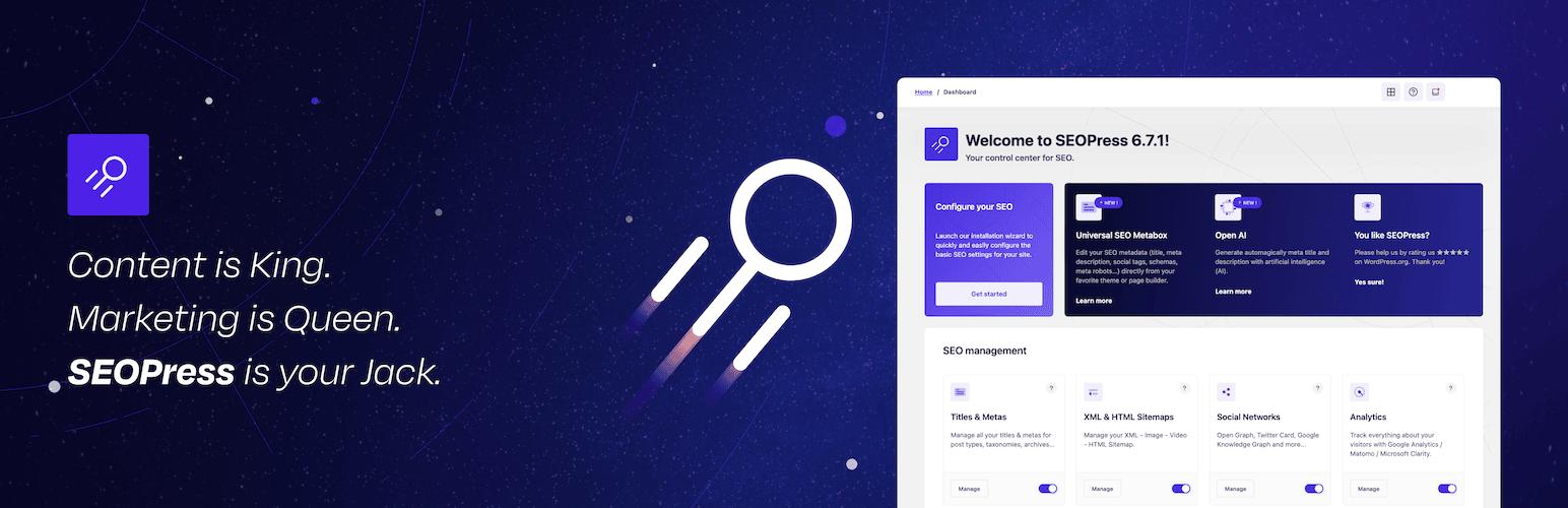 SEOPress, on-site SEO – WordPress plugin   WordPress.org